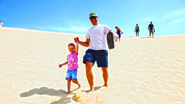 Things to do for families in Fuerteventura